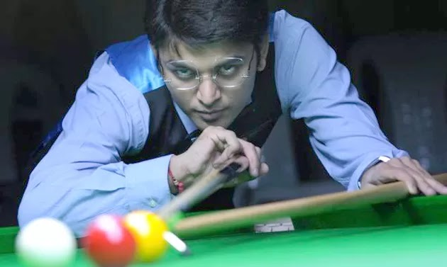 Rupesh Shah (Snooker and Billiards) - Arjuna Award