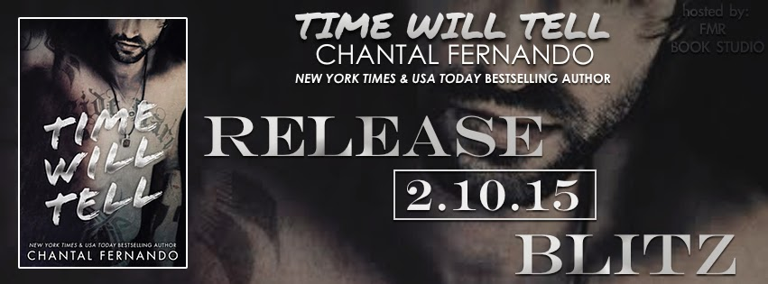 Release Blitz – Time Will Tell by Chantal Fernando