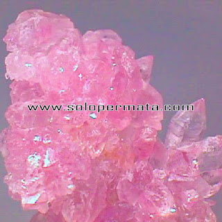 Artikel Batu Permata Rose Quartz   Kecubung Mawar
