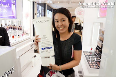 Animetric and the Lancome BB Complete