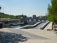 Go Tandem - Vista del Parque Madrid Río