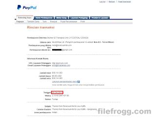 Bukti Payout Terbaru dari RevenueHits