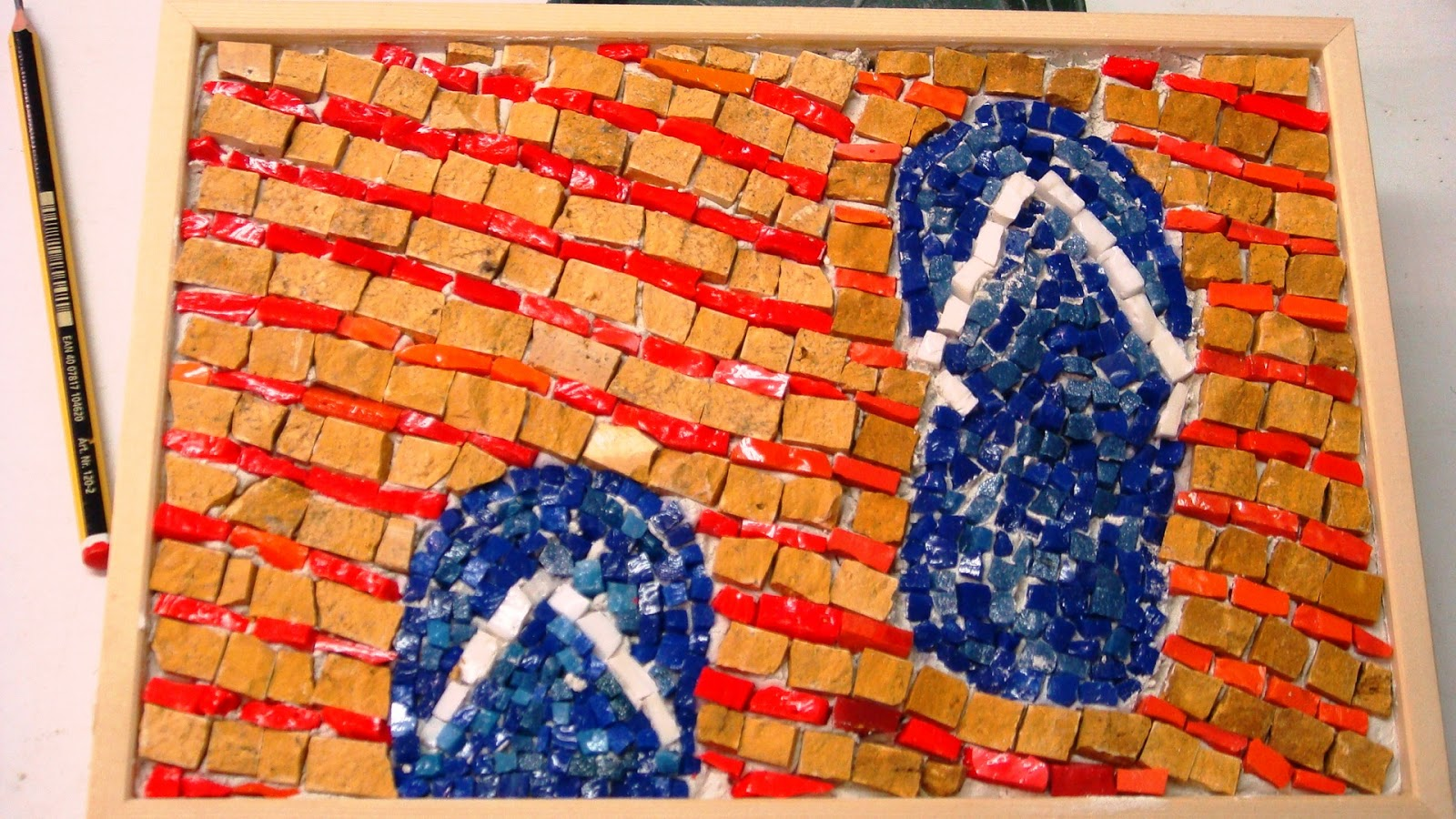 Easy mosaic patterns for beginners for Mosaic patterns online