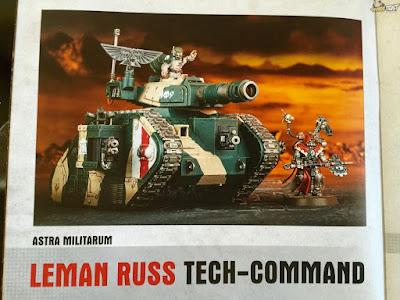 Lman Russ Tech Command