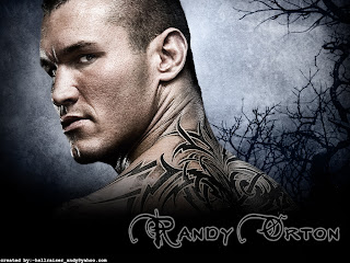 WWE Superstar Randy Orton wallpapers