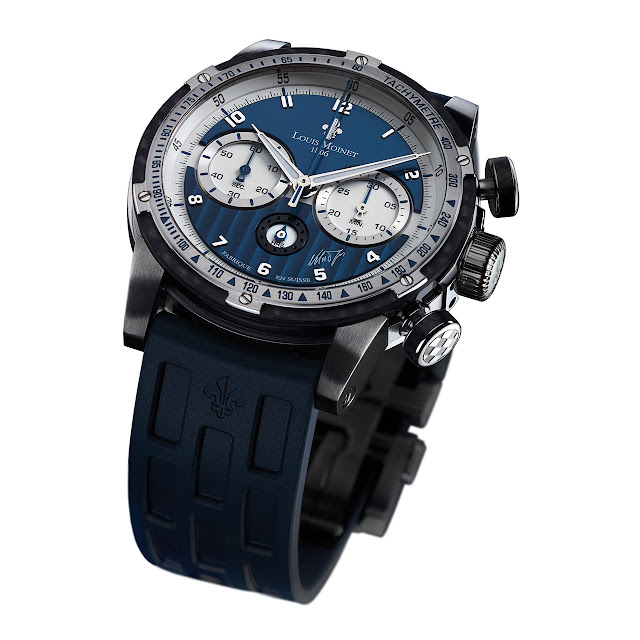 Louis Moinet Nelson Piquet Watch
