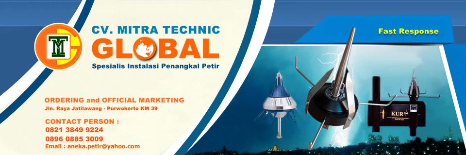 Spesialis Instalasi Penangkal Petir - Aneka Petir CV Mitra Technic Global