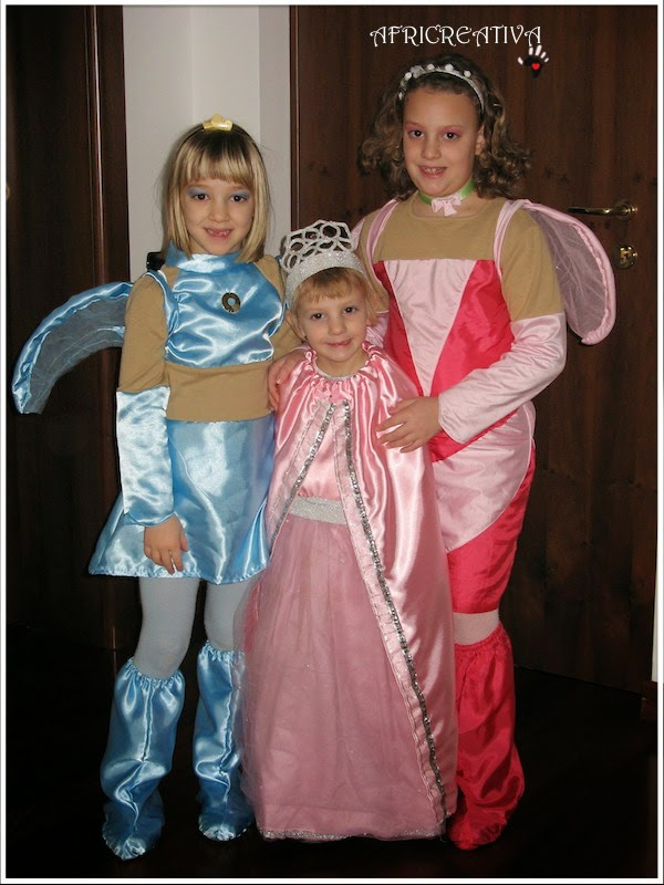 Costume winx bloom bambina