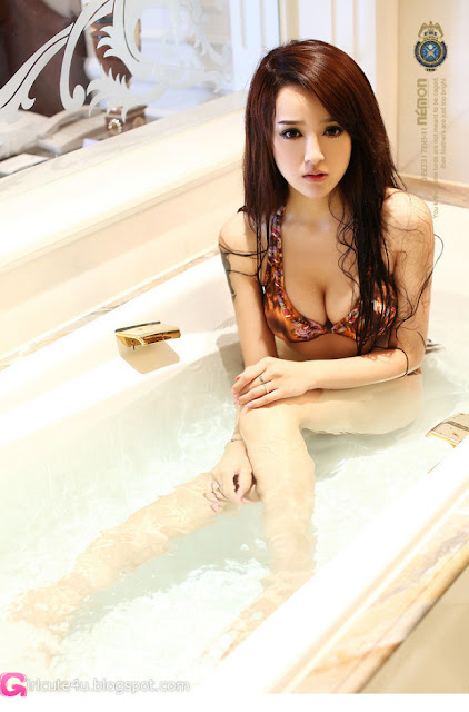 4 Liu Wenwen-Very cute asian girl - girlcute4u.blogspot.com