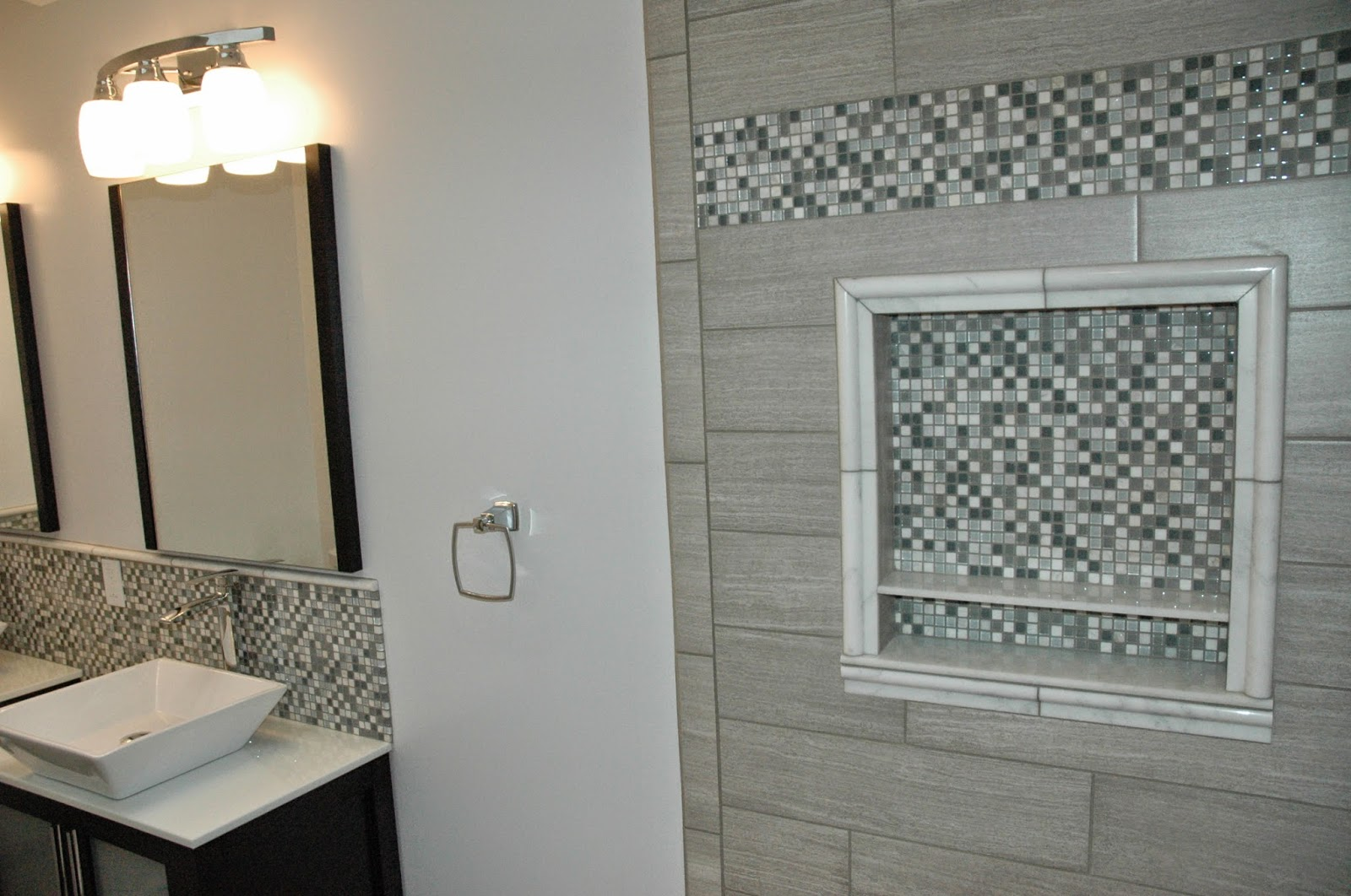 Custom Bathroom Remodeling April 2014
