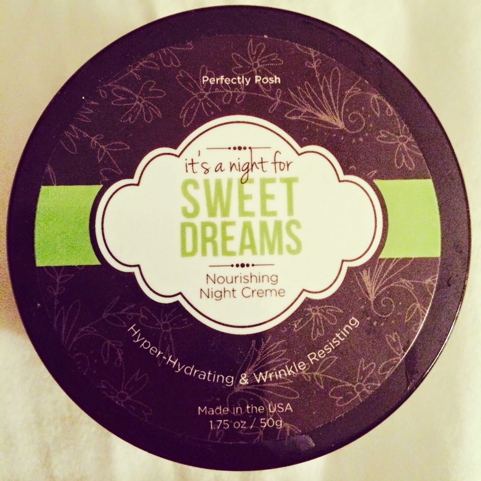 Perfectly Posh Night Creme