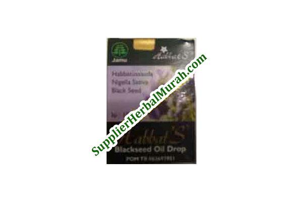 HabbatS Blackseed Oil Drop (Minyak Habbatussauda Kemasan Tetes 1