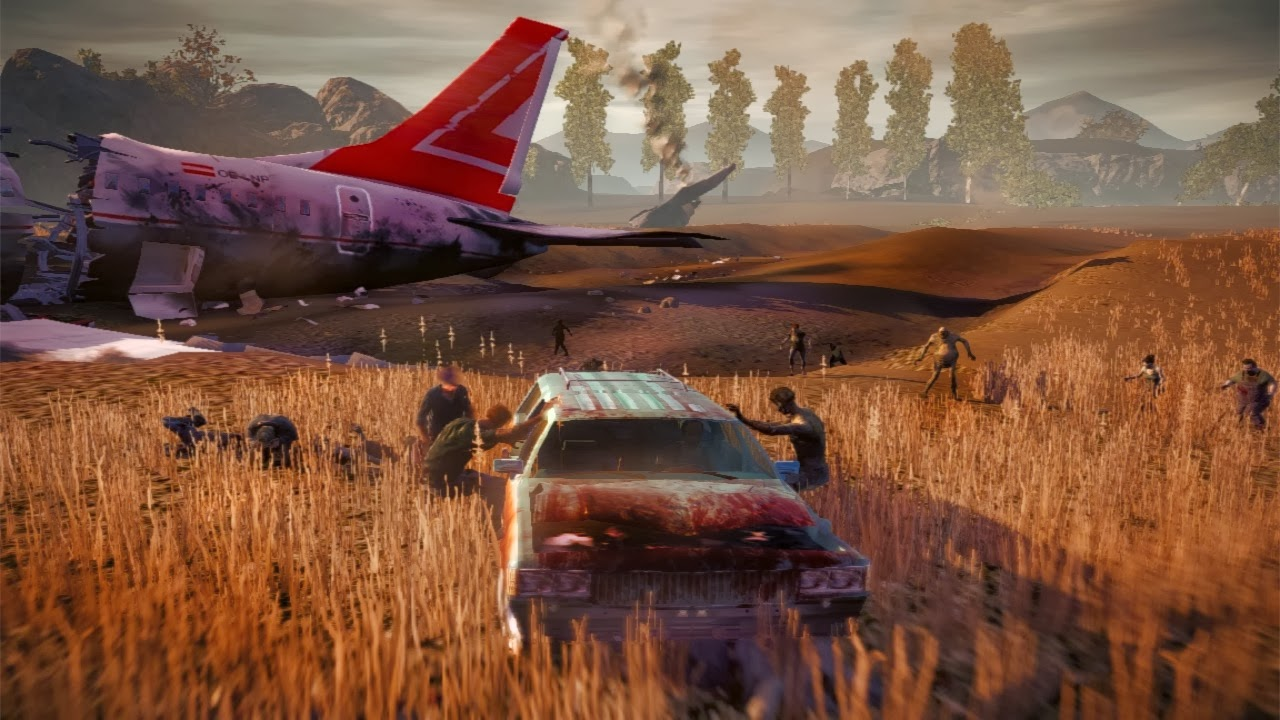 State of Decay XBOX 360 Game Free Download