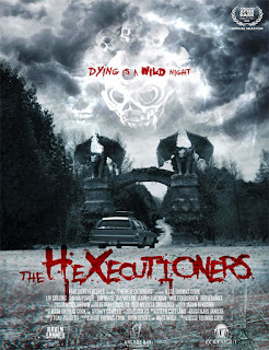 Poster The Hexecutioners