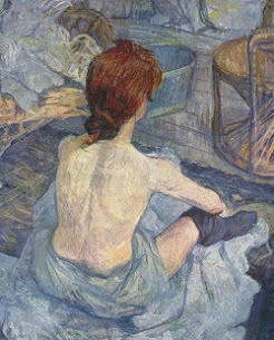 La toilette