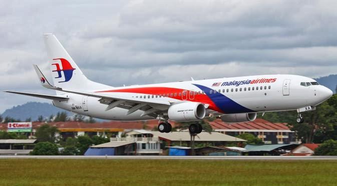 Pesawat Malaysia Airlines MH 370 Hilang Kontak