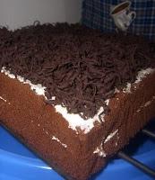 Kue+bolu+coklat Resep Makanan Ringan Yang Mudah Dan Praktis