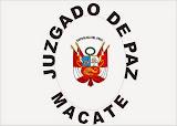 JUZGADO DE PAZ MACATE
