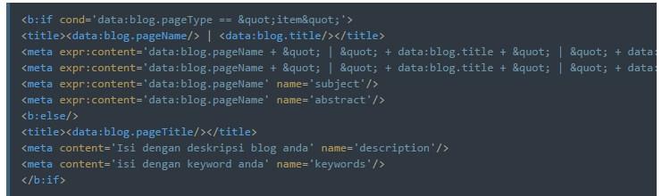 Blockquote Simple Keren joss banget blogger