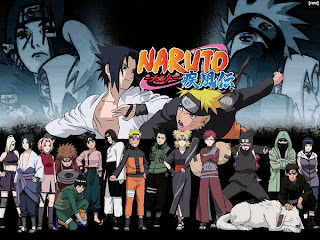 Naruto Ternyata Berasal dari Indonesia