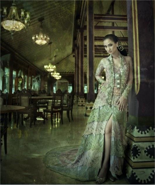 Foto Model Baju Kebaya Sejarah