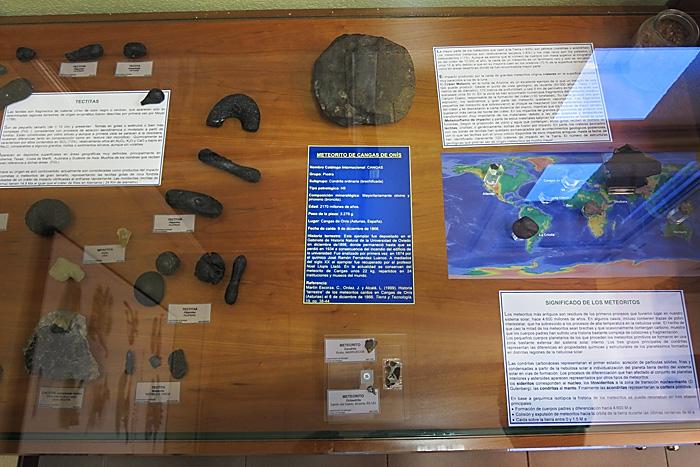Museo de Geología, Oviedo