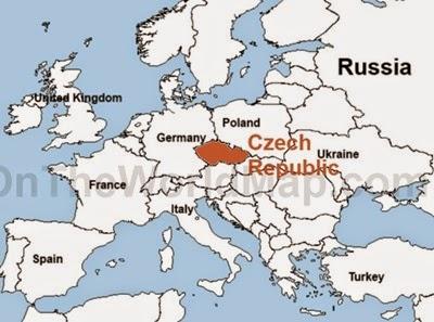 Çek Cumhuriyeti Nerede