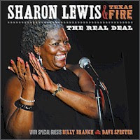 Sharon Lewis & Texas Fire - The Real Deal