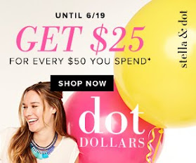Get $25 in Dot Dollars