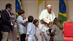 Papa e as crianças