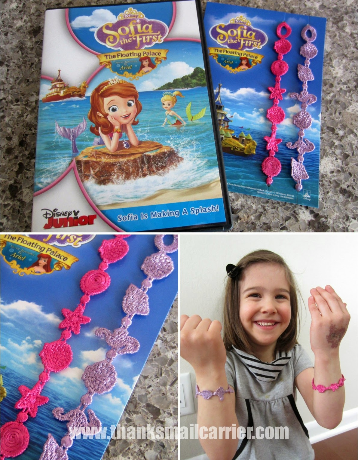 Sofia the First The Floating Palace DVD