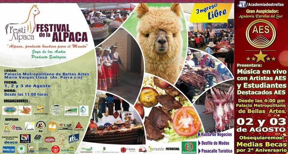 Festival de la Alpaca 2014