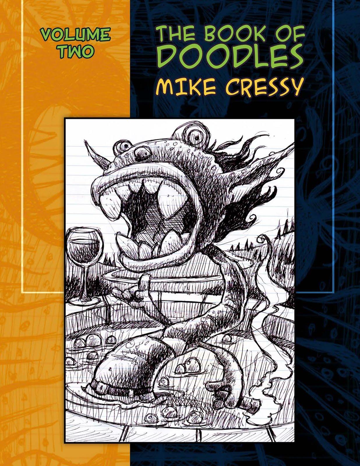 The Book of Doodles Vol 2