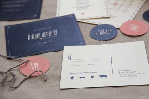Beautiful Modern Wedding Invitation Design, DIY Modern Vintage Wedding Invites, Elegant Wedding Invitation Design, DIY Wedding Vintage Invites