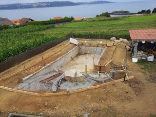 Piscinas de arena galicia for Construccion de piscinas en galicia