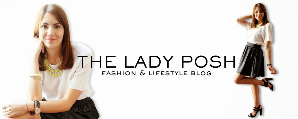 The Lady Posh » Blog de moda « Fashion blogger argentina
