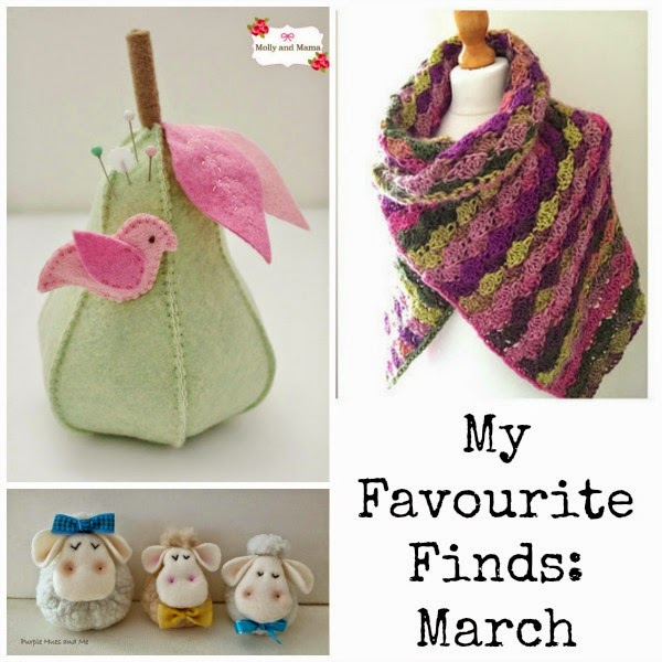 My favourite finds March