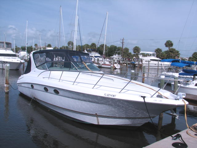 Paradise Yachts Blog: 2003 37' Wellcraft Martinique Price Reduction