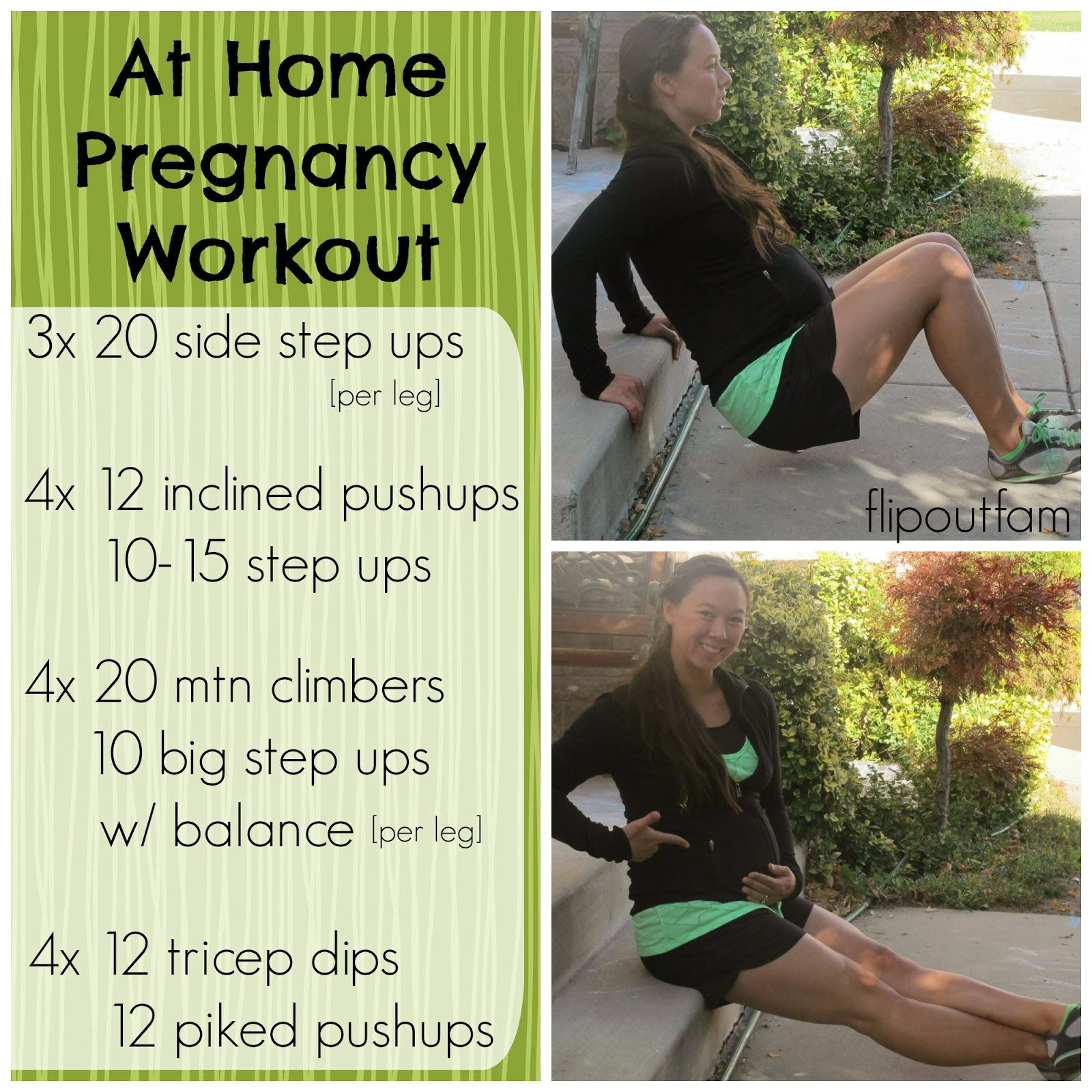 http://flipoutfam.blogspot.com/2014/10/at-home-pregnancy-work-out.html