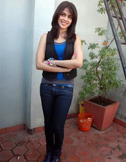 Genelia Cute In Jeans