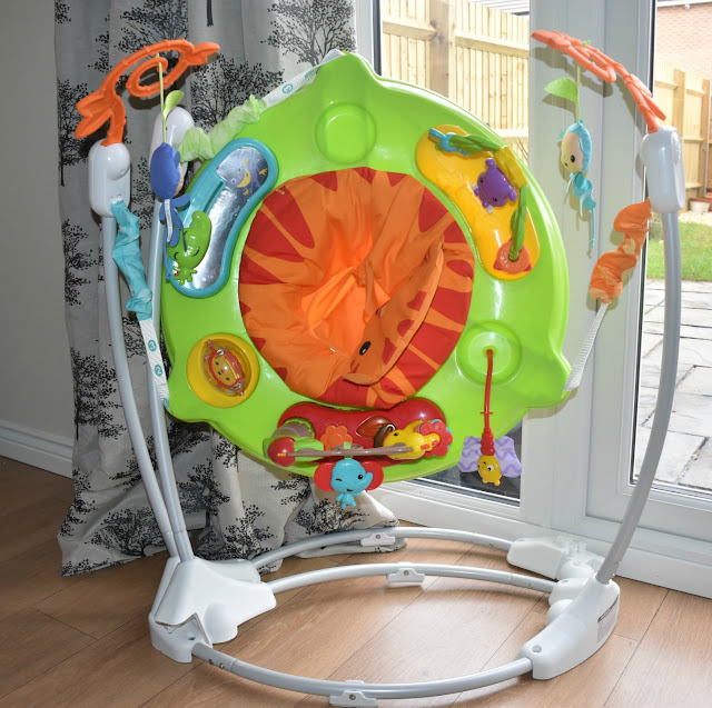 Fisher Price Roarin' Rainforest Jumperoo Review