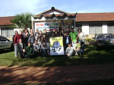 Encontro de Formação para Assessores e Coordenadores de grupos da Juventude Missionária no Paraná