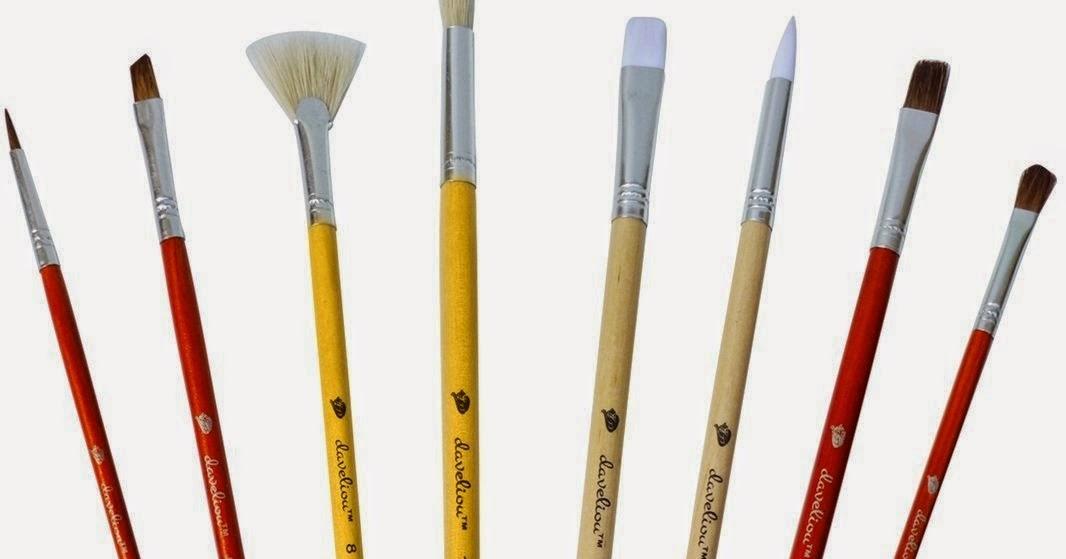 Heavy Brush Strokes Painting