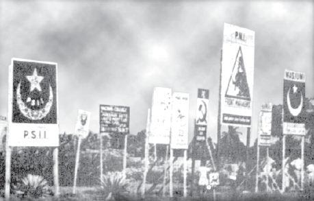 4 Partai Pemenang Pemilu (Pemilihan Umum) Pertama tahun 1955