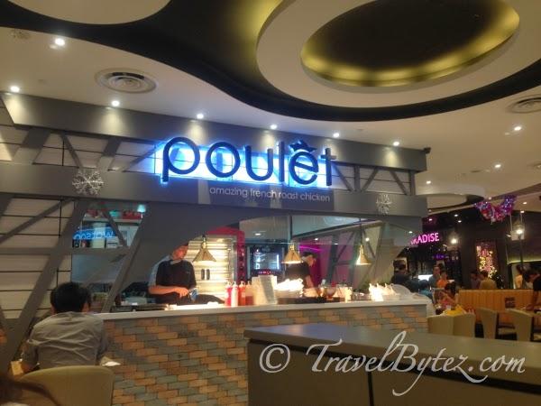 Poulét (Bedok Mall)