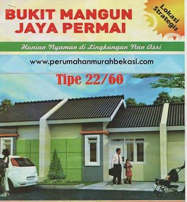 Rumah Bukit Mangun Jaya Permai Tambun Bekasi