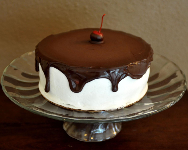 Beki Cook s Cake Blog: Chocolate-Covered Cherry Cake {Recipe}