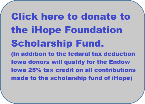 iHope Scholarship Fund