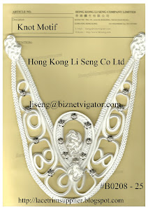 Knot Motif Manufacturer - Hong Kong Li Seng Co Ltd