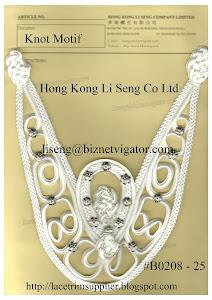 Knot Motif Manufacturer - Hong Kong Li Seng Co Ltd